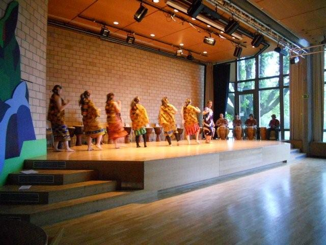 ghana cultural switzerland music african dance