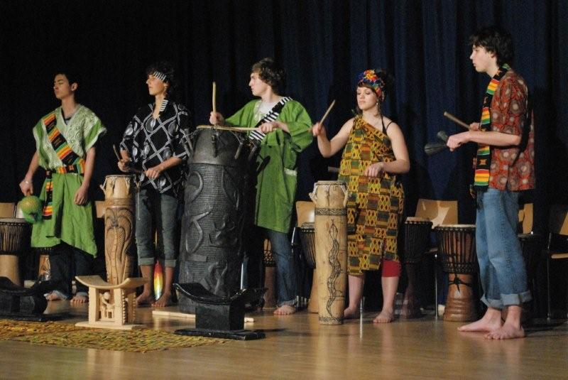 african percussion dance workshop cultural music
